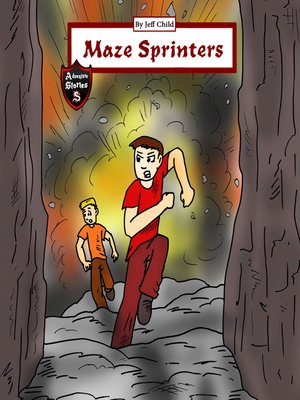 cover image of Maze Sprinters