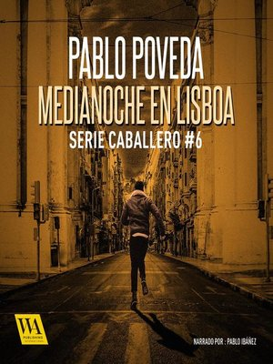 cover image of Medianoche en Lisboa