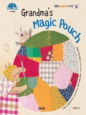 cover image of Grandma's Magic Pouch