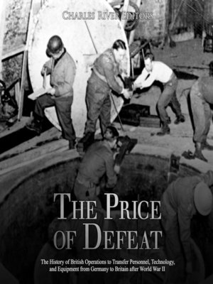 cover image of The Price of Defeat