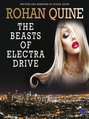 cover image of The Beasts of Electra Drive