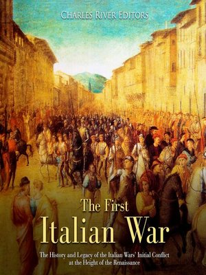 cover image of The First Italian War