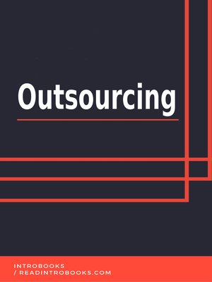 cover image of Outsourcing