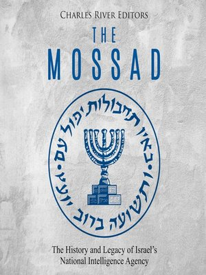cover image of The Mossad