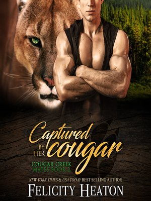 cover image of Captured by her Cougar