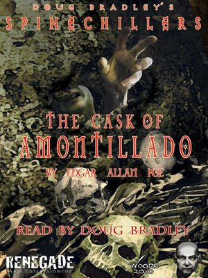 cover image of The Cask of Amontillado