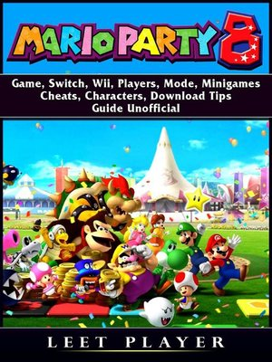 cover image of Mario Party 8