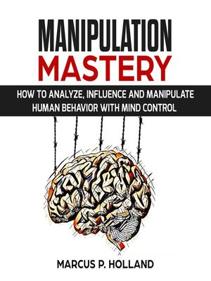 cover image of MANIPULATION MASTERY