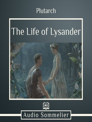 cover image of The Life of Lysander