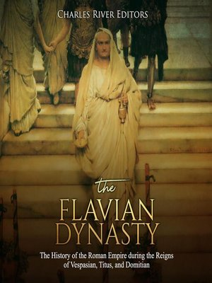 cover image of The Flavian Dynasty