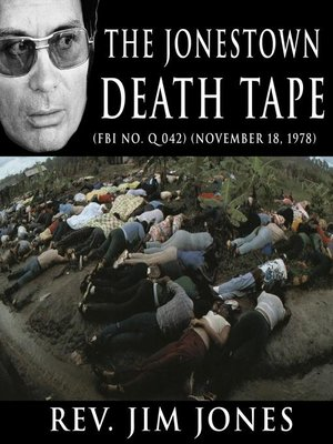 cover image of The Jonestown Death Tape