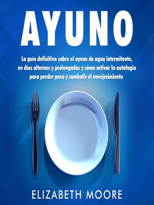 cover image of Ayuno