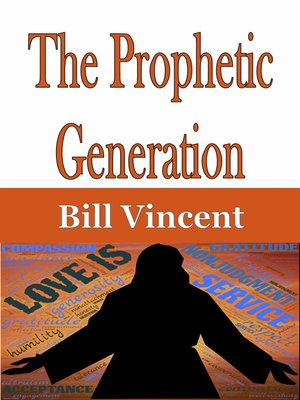 cover image of The Prophetic Generation