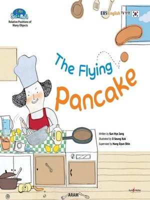 cover image of The Flying Pancake