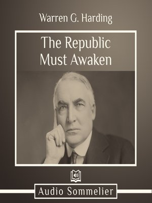 cover image of The Republic Must Awaken
