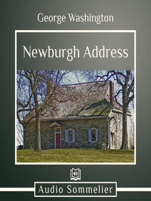 cover image of Newburgh Address