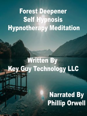 cover image of Forest Deepener Self Hypnosis Hypnotherapy Meditation