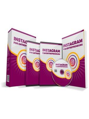 cover image of Instagram For Entrepreneurs