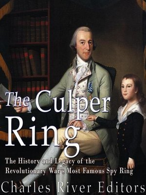 cover image of The Culper Ring