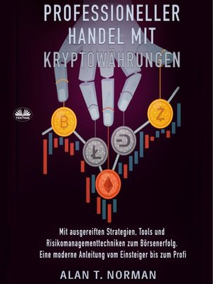 cover image of Professioneller Handel Mit Kryptowährungen