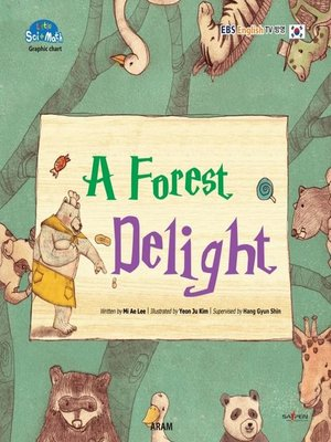cover image of A Forest Delight
