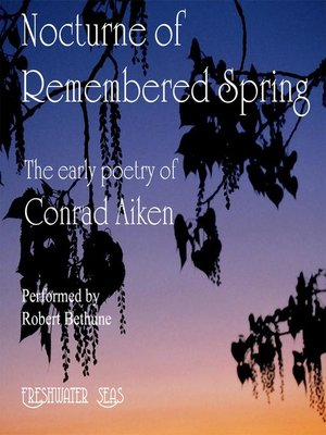 cover image of Nocturne of Remembered Spring