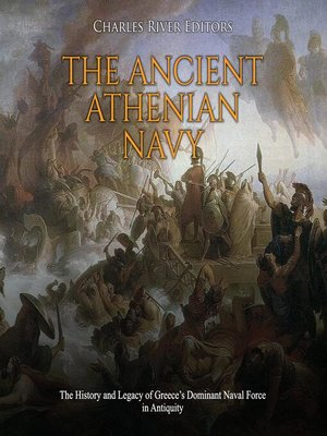 cover image of The Ancient Athenian Navy