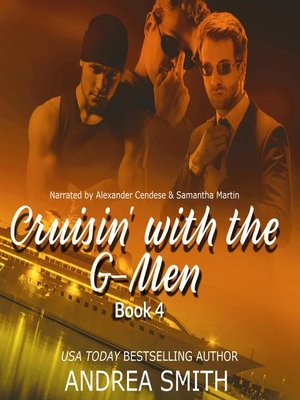 cover image of Cruisin' With the G-Men
