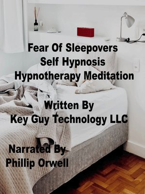 cover image of Fear of Sleepovers Self Hypnosis Hypnotherapy Meditation