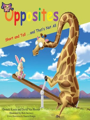 cover image of Opposites