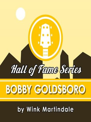 cover image of Bobby Goldsboro