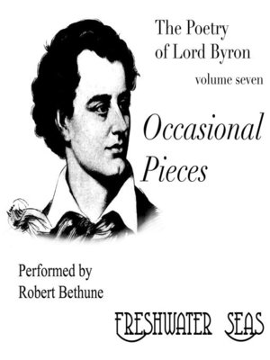 cover image of Occasional Pieces