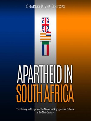cover image of Apartheid in South Africa