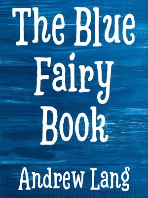 cover image of The Blue Fairy Book