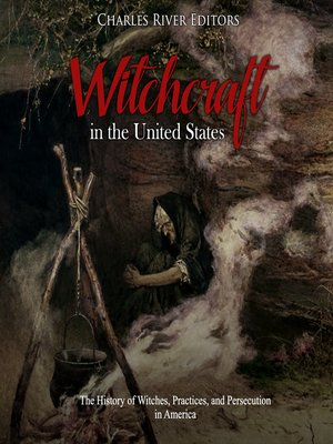 cover image of Witchcraft in the United States