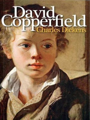 cover image of David Copperfield--Charles Dickens