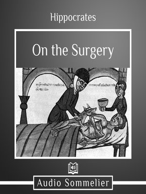 cover image of On the Surgery