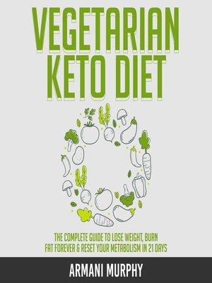 cover image of Vegetarian Keto Diet