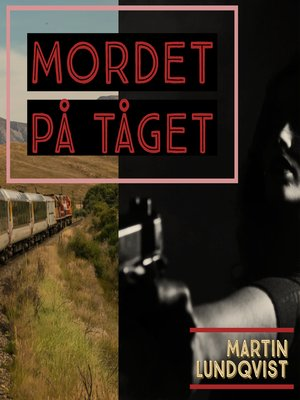 cover image of Mordet på tåget