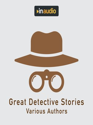 cover image of Great Detective Stories