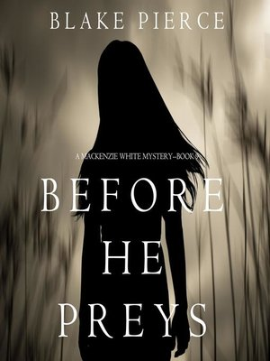 cover image of Before He Preys