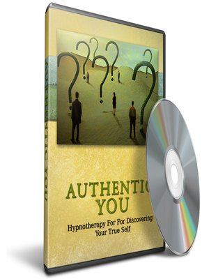cover image of Hypnosis for Discovering Your True Self