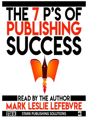 cover image of The 7 P's of Publishing Success