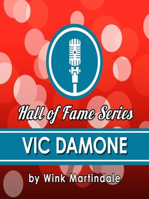 cover image of Vic Damone