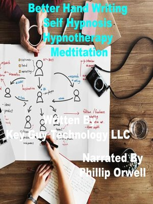 cover image of Better Hand Writing Self Hypnosis Hypnotherapy Meditation