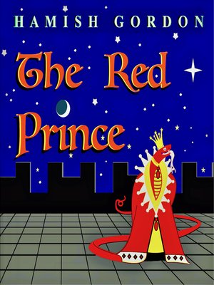 cover image of The Red Prince