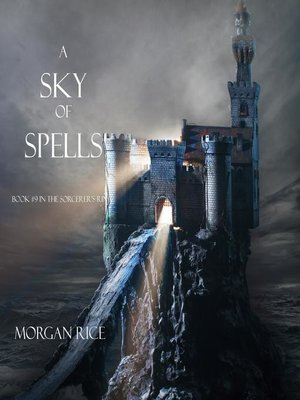 cover image of A Sky of Spells (Book #9 in the Sorcerer's Ring)