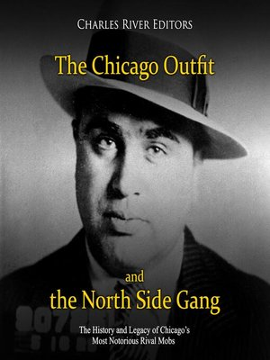 cover image of The Chicago Outfit and the North Side Gang