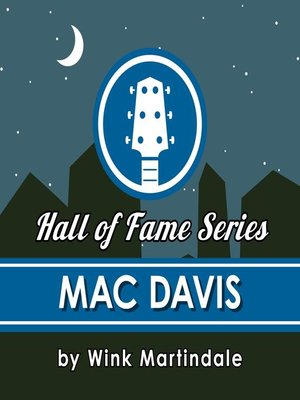 cover image of Mac Davis