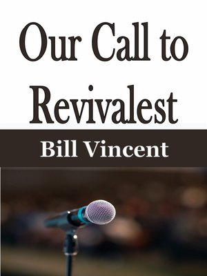 cover image of Our Call to Revivalest